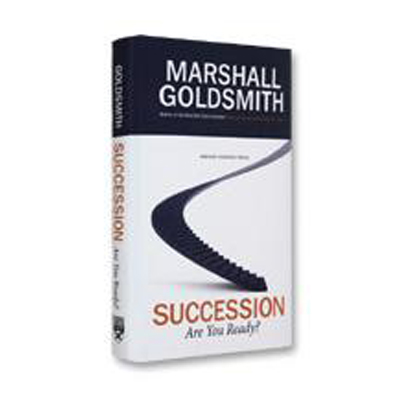 Podcast 80: Succession: Are You Ready? with Marshall Goldsmith