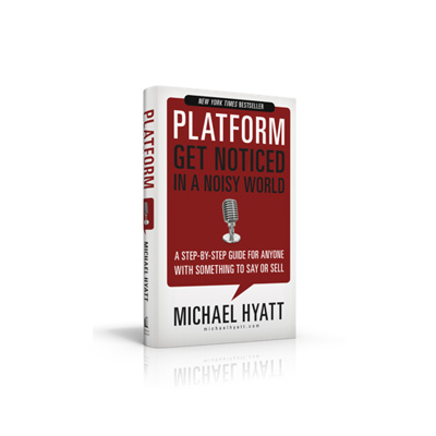 platform get noticed in a busy world