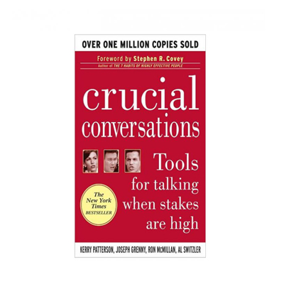 book review crucial conversations
