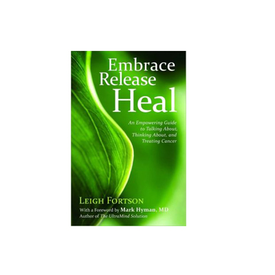 embrace release heal