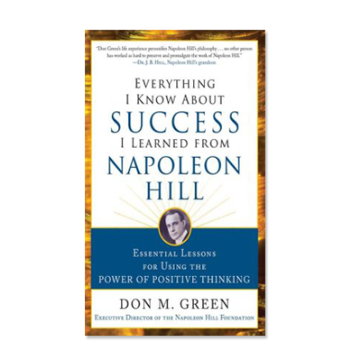 everything i know about success i learned from napoleaon hill