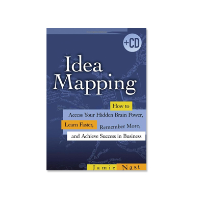Podcast 37: Idea Mapping with Jamie Nast