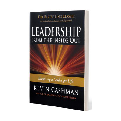 Podcast 52: Leadership from the Inside Out with Kevin Cashman