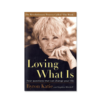 Podcast 23: Loving What Is with Byron Katie