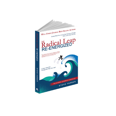 radical leap re-energized