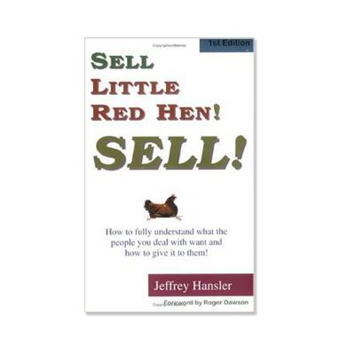 "Podcast 50: ""Sell Little Red Hen! Sell"" with Jeff Hansler"