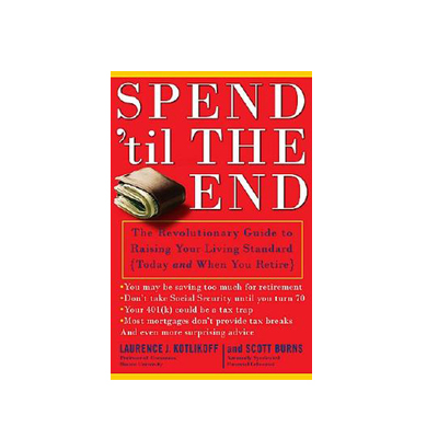 spend til the end