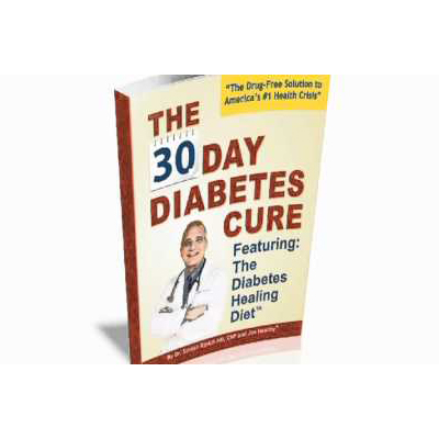 the 30 day diabetes cure