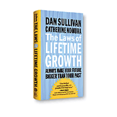 Podcast 40: The Laws of Lifetime Growth with Catherine Nomura