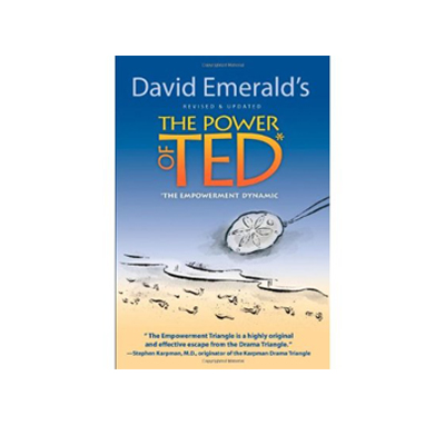 Podcast 76: The Power of TED with David Emerald