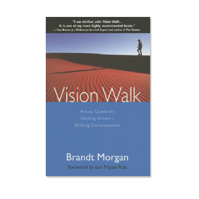 Podcast 33: Vision Walk with Brandt Morgan