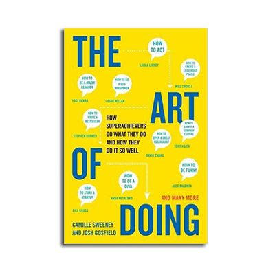 the art of doing