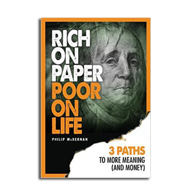 Rich on Paper, Poor on Life