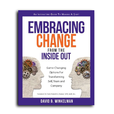 Podcast 593: Embracing Change From the Inside Out with David Winkelman
