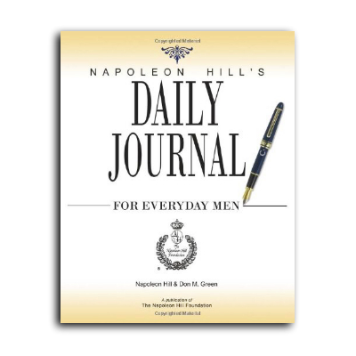 podcast 594 napoleon hill s daily journal for everyday men with don