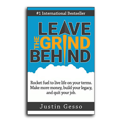 Podcast 596: Leave the Grind Behind with Justin Gesso