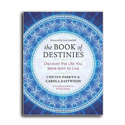 610: The Book of Destinies with Chetan Parkyn & Carola Eastwood
