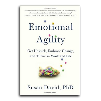 Podcast 622: Emotional Agility with Susan David