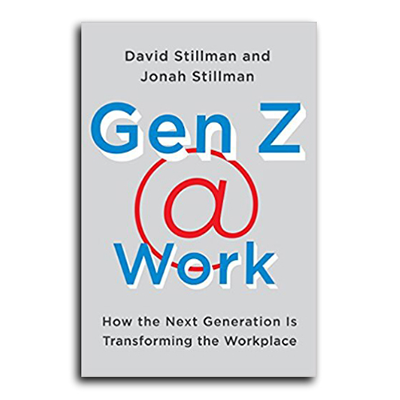 Podcast 623: Gen Z @ Work with David and Jonah Stillman