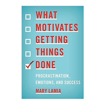 Podcast 638: What Motivates Getting Things Done with Mary Lamia