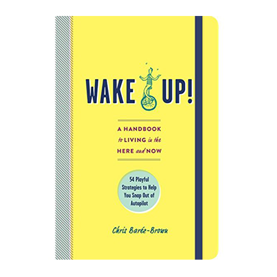 Podcast 645: Wake Up, A Handbook to Living in the Here and Now with Chris Barez-Brown