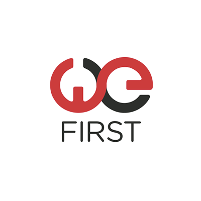 We First Logo (Purpose Course)