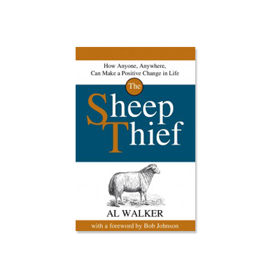 Podcast 188:  The Sheep Thief with Al Walker