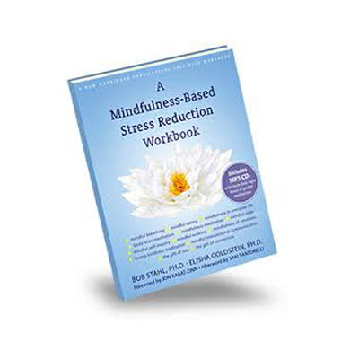 Podcast 177: A Mindfulness-Based Stress Reduction Workbook by Elisha Goldstein Ph.D