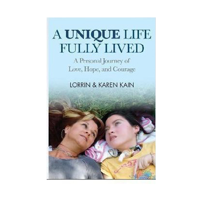 a unique life fully lived
