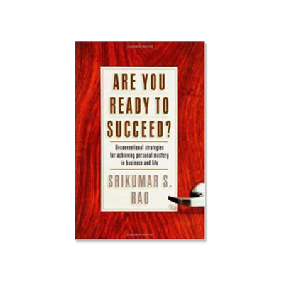 Podcast 114: Are You Ready to Succeed? with Srikumar S. Rao Ph.D