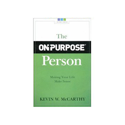 Podcast 3: Be On Purpose with Kevin McCarthy
