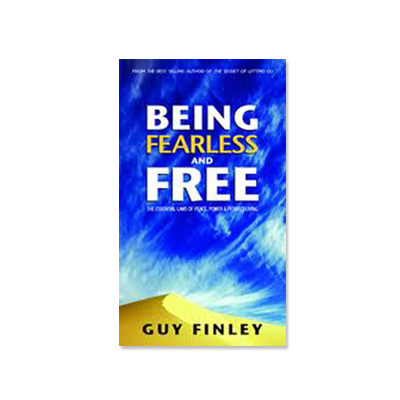 Podcast 108: Being Fearless and Free with Guy Finley