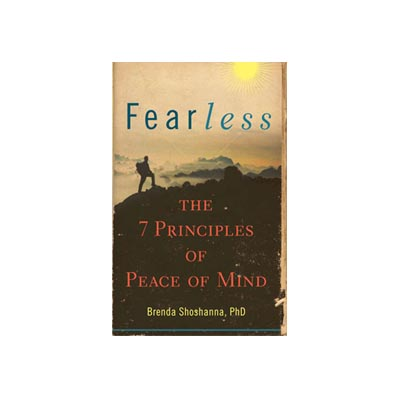 Podcast 211:  Fearless with Brenda Shoshanna Ph.D.