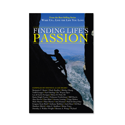 Podcast 63: Finding Life's Passion with Steven E.
