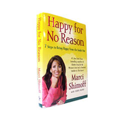 "Podcast 47: ""Happy for No Reason"" with Marci Shimoff"