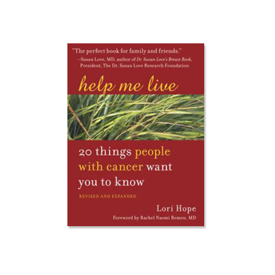 Podcast 121: Help Me Live with Lori Hope