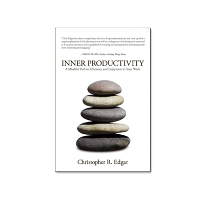 Podcast 134: Inner Productivity with Chris Edgar