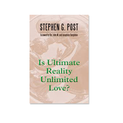 is ultimate reality unlimited love