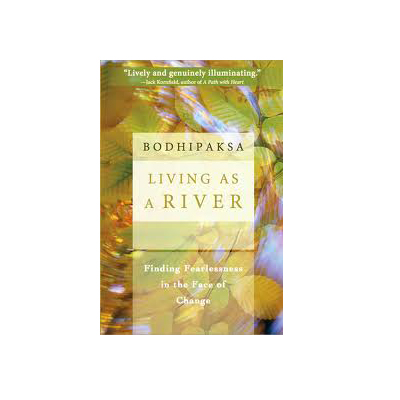 Podcast 230: Living as a River with Bodhipaksa