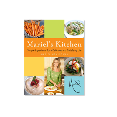 Podcast 100: Mariel's Kitchen with Mariel Hemingway