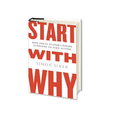 Podcast 154: Start With Why with Simon Sinek