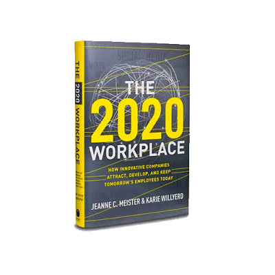Podcast 202 : The 2020 Workplace with Jeanne Meister