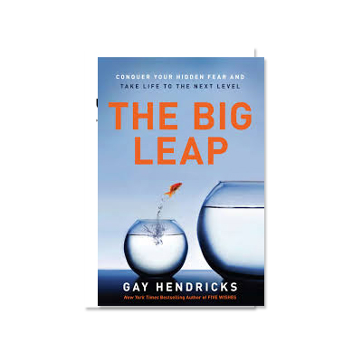 Podcast 84: The Big Leap with Gay Hendrich Ph.D