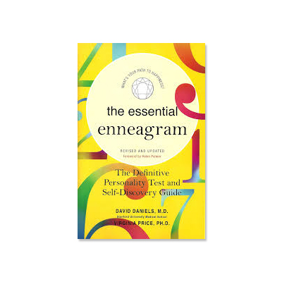 Podcast 136: The Essential Enneagram with David Daniels M.D.