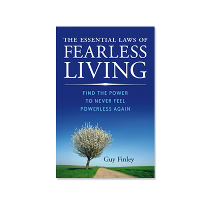 Podcast 56: The Essential Laws of Fearless Living with Guy Finley