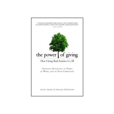 Podcast 140: The Power of Giving with Harvey McKinnon