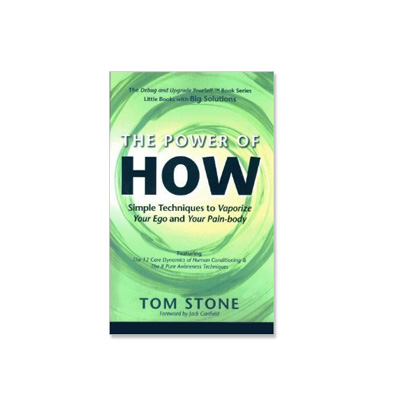 Podcast 112: The Power of How with Tom Stone