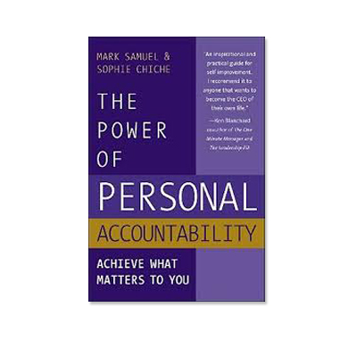 the power of personal responsibilty