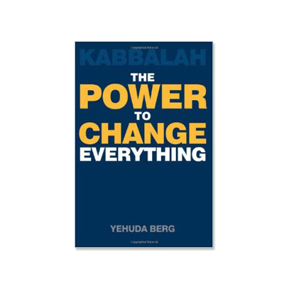 Podcast 135:  Kabbalah: The Power To Change Everything with Yehuda Berg