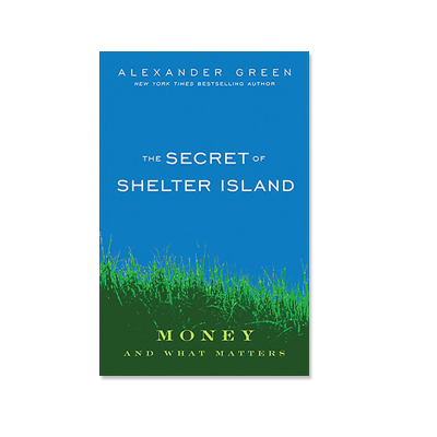 Podcast 102: The Secret of Shelter Island with Alexander Green